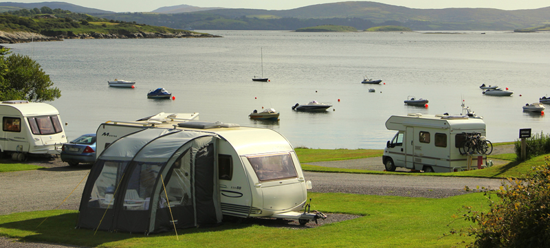 Pitch perfect: 50 great Irish camping spots - The Irish Times