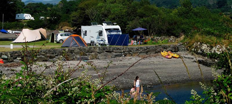 camping Flors cove hd 3744x2104