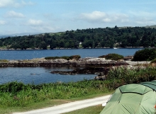 Tent area K