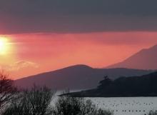 sunset 2013e