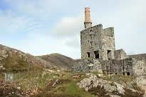 old copper mines